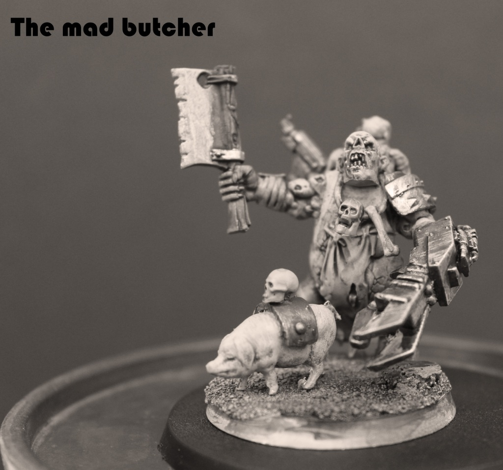 The mad Butcher 3