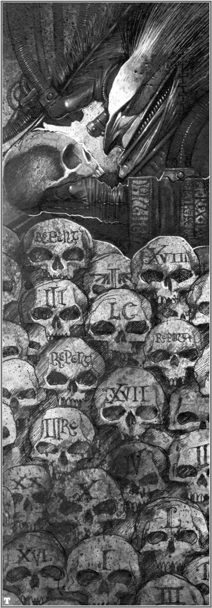 Skull inker