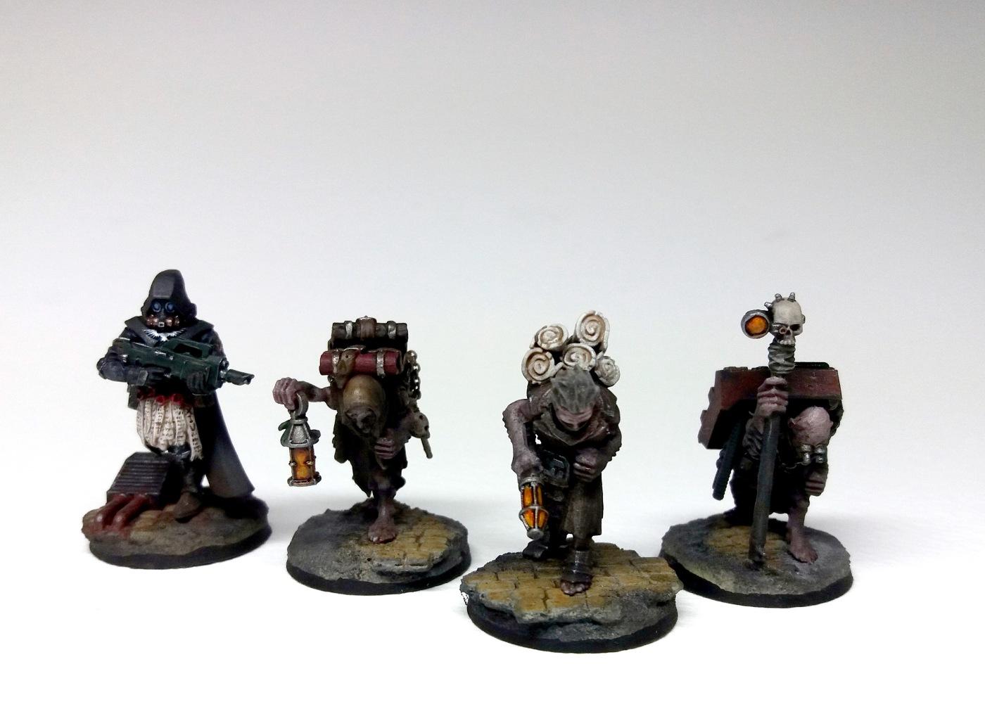 Bureucultists