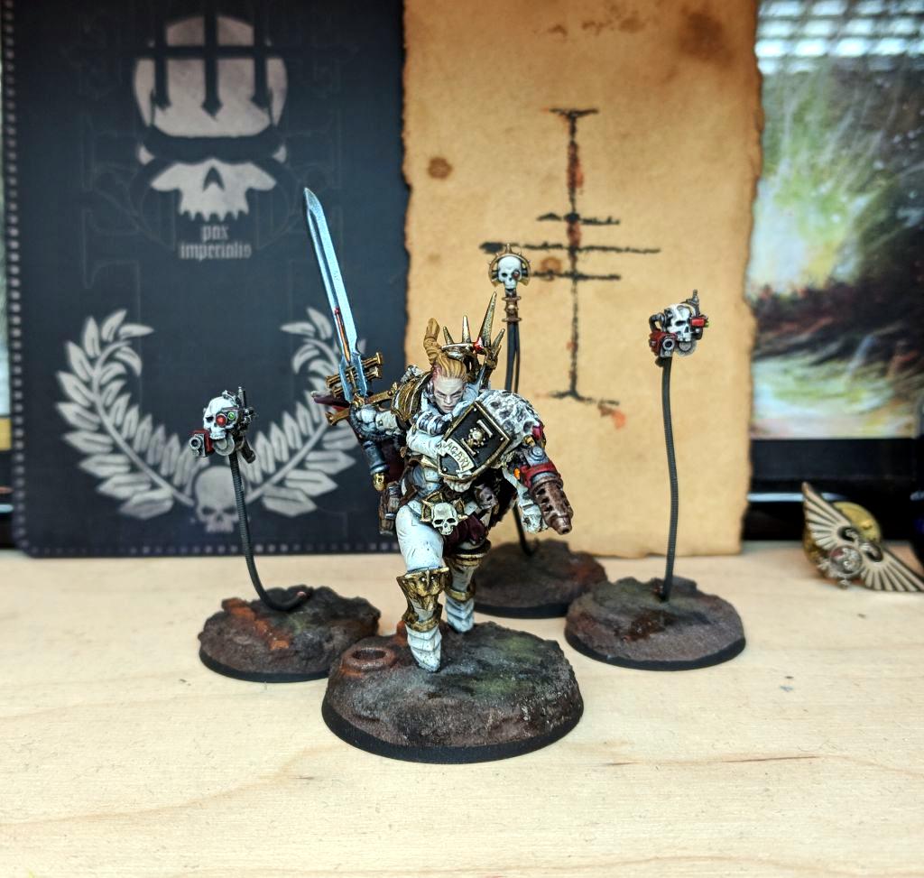 Inquisitorix Hestora Agarl, Ordo Malleus A