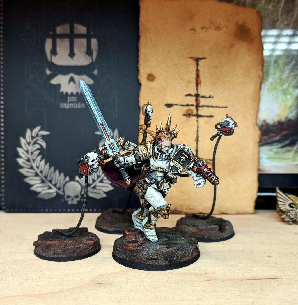 Inquisitorix Hestora Agarl, Ordo Malleus B